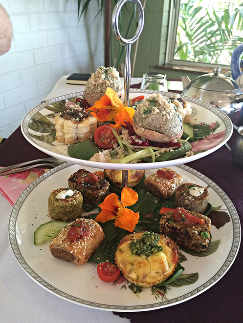 Swan Valley Cafe, High tea, Herbal teas, vegetarian, vegan, gluten free