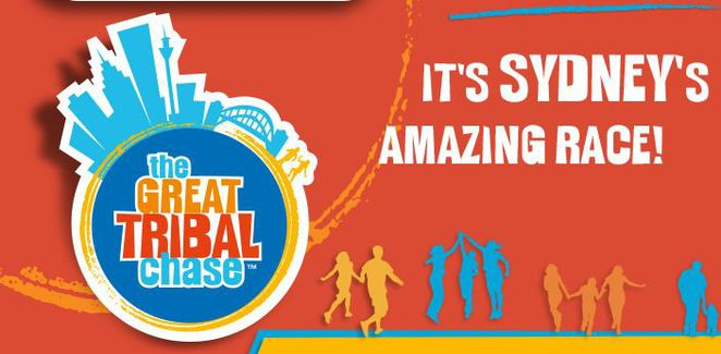 The great tribal chase, Top Charity events in Sydney, sydney event, fundraising