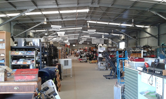 The Green Shed, Symonston, 2nd hand, second hand, canberra, ACT