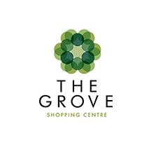 The Grove Shopping Centre, The Grove, Shopping Centre, logo