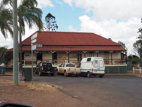 A Little Town Called Tiaro - Maryborough - by Di Hill