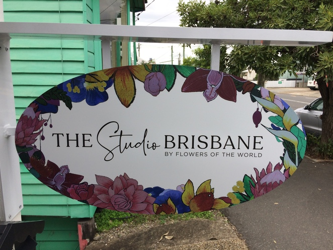 The Studio Brisbane by Flowers of the World