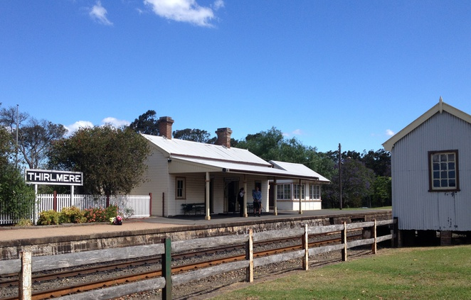 Thirlmere Railway Station