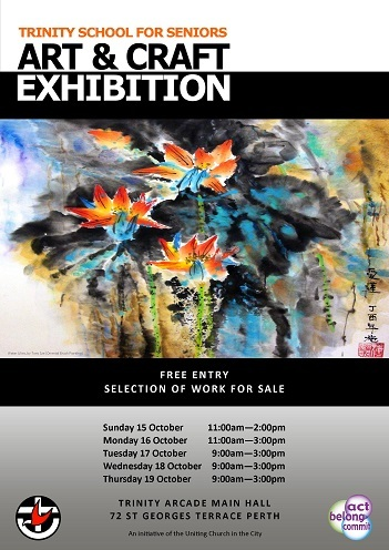 Trinity School for Seniors Art and Craft Exhibition