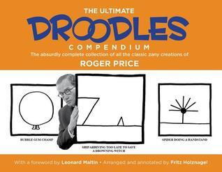 ultimate droodles, Roger Price, droodles, comics, fun, humour, funny books, Roger Price
