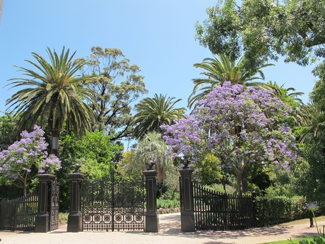Williamstown,Gardens