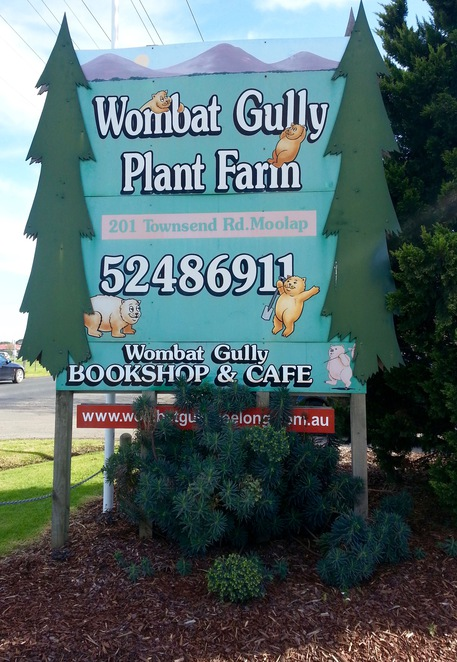 Wombat Gully Plant Farm, Moolap, Geelong