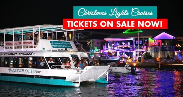 Xmas,Cruises,Mandurah,Lights