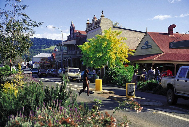 best country towns near sydney best country towns new south wales