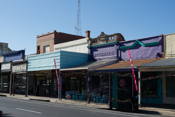 Amber's Sweet Bliss, Nhill, Nhill cafe, cheesecake in Nhill, attractions in Nhill, places to eat in Nhill, image by Jade Jackson.