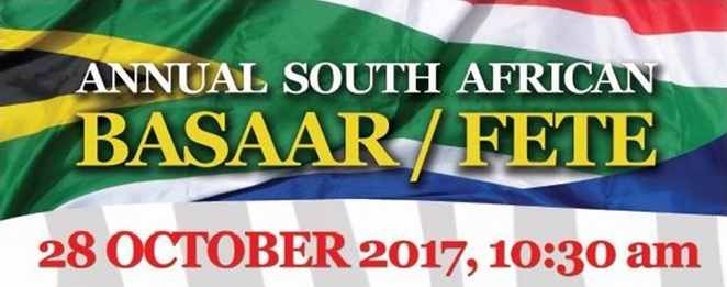Annual South African Fete