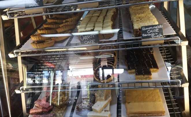 Balamara bakery, bakery, Winton, Queensland, outback, food