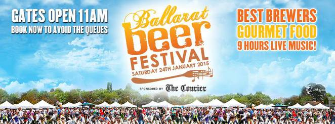 ballarat beer festival, music, information sessions, education house, ash grundwald, way of the eagle, delta riggs, buddha in a chocolate box, chris russell's chicken walk, timber wolf, demi louise