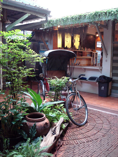 Bangkok, thailand, guesthouse, boutique, bed and breakfast