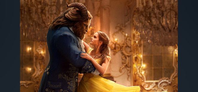 Beauty and the Beast, Ballroom