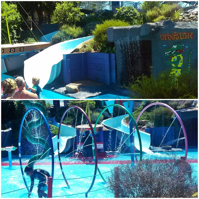 big splash waterpark, canberra, families, swimming pools, ACT, water, pools,