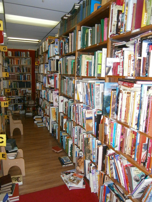 Blackwood Book Exchange, op shops, Blackwood, second hand books