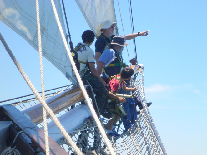 bowsprit, one and all, tall ships