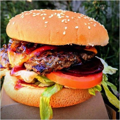burger chef life burwood food truck