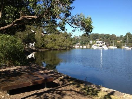 Burns Bay Reserve, Lane Cove Picnic