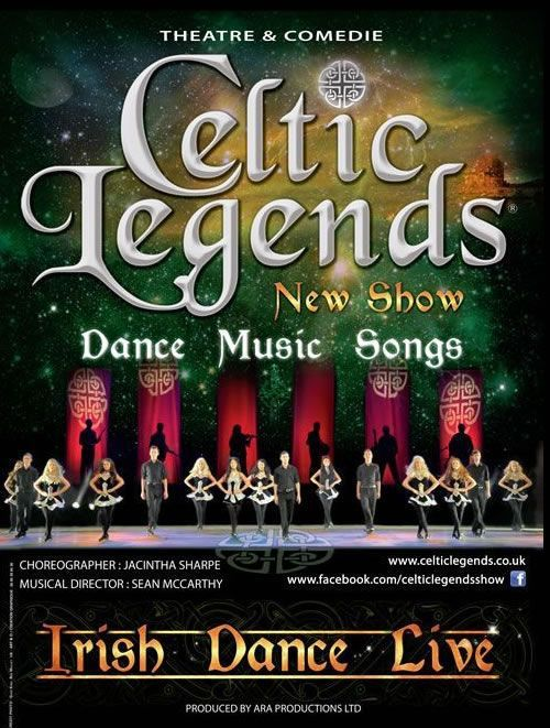Celtic Legends Poster