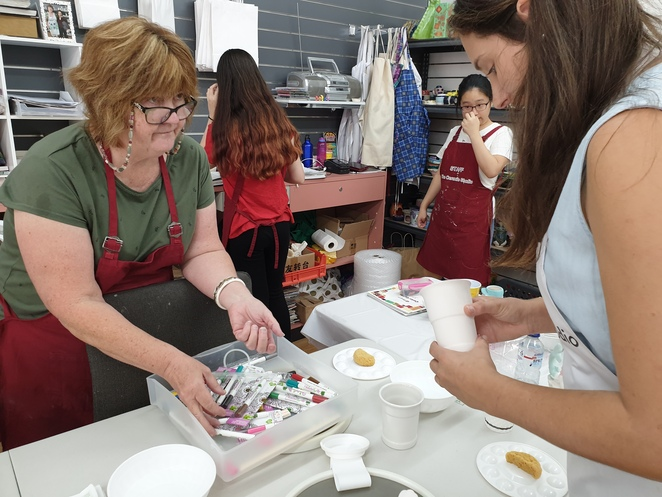 Ceramic Painting Indooroopilly