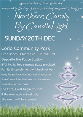 Northern Carols by Candlelight
