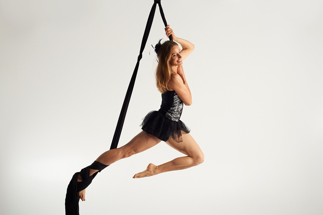 circus tissu strength fitness classes