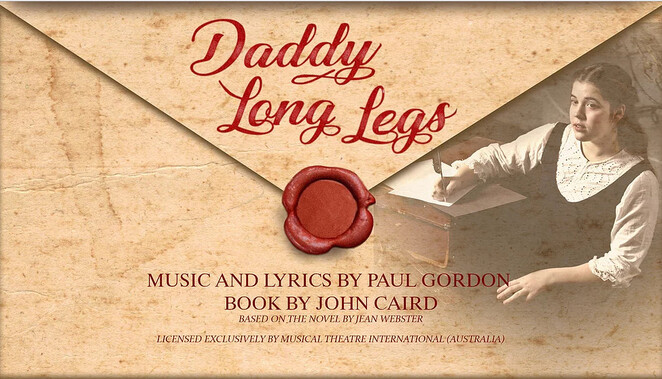 Daddy Long Legs Promotional Image