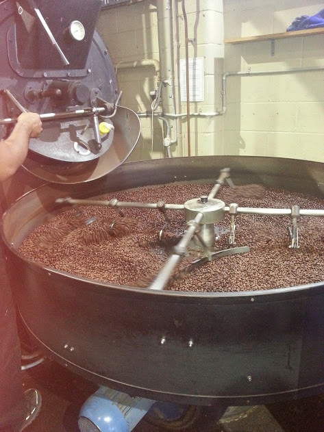 Di Bella Coffee, Crop to Cup Tour, Coffee, Brisbane, Bowen Hills