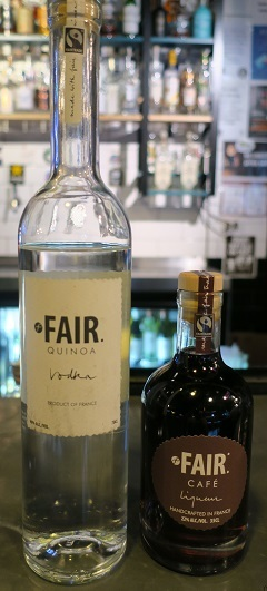 fair, fair trade, vodka, organic, gin, cacao, cocktail, spirits, may cross