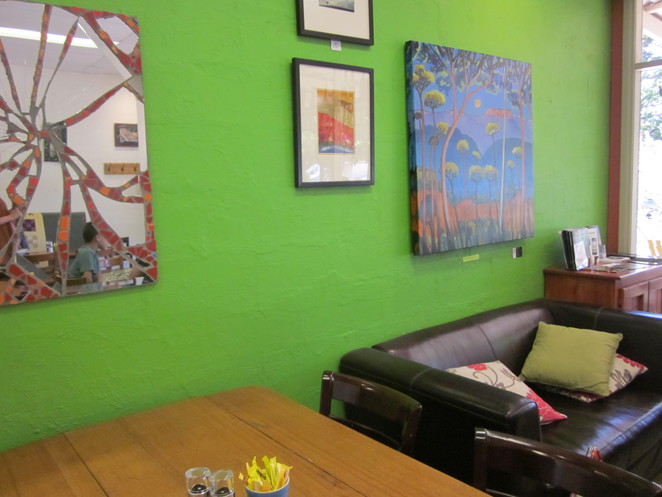 Fraga's Art, cafe style, country style cafe
