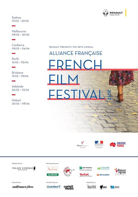 french film festival 2017, foreign movies, subtitle movies, film reviews, movie reviews, movie buff, community event, fun things to do, night life, french culture, french language, alliances francaises, the odyssey, a bun in the oven, 150 milligrams, a bag of marbles, a journey through french cinema, a kid, a woman's life, adama, being 17, daguerrotype, elementary, eternity, farewell my queen, from the land of the moon, heal the living, in bed with victoria, it's only the end of the world, just to be sure, kalinka, keeper, lost in paris, max & leon, mercenary, moka, monsieur chocolat, mozart's sister, ogres, one man and his cow, penny pincher, planetarium, polina, saint amour, slack bay, souvenir, standing tall, the country doctor, the dancer, the first the last, the innocents, the midwife, the stopover, the unknown girl, things to come, tomorrow, wulu