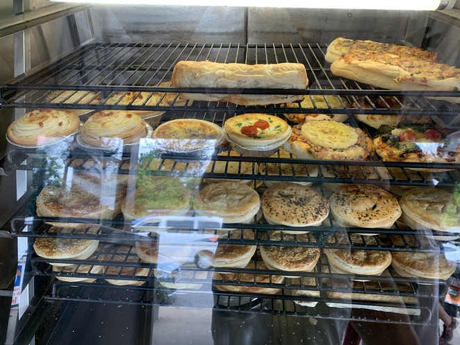 Imbil town country bakery, Gluten-free food, breads, cakes, pastries, hot pies, quiches, steak and mushrooms, chunky pepper steak, steak bacon and cheese, curry, chicken shepherd's pie, steak and kidney pies, Great Things in Life are made with Love, Proud Mary, Imbil markets, Imbil lookout, Amamoor National Park camping
