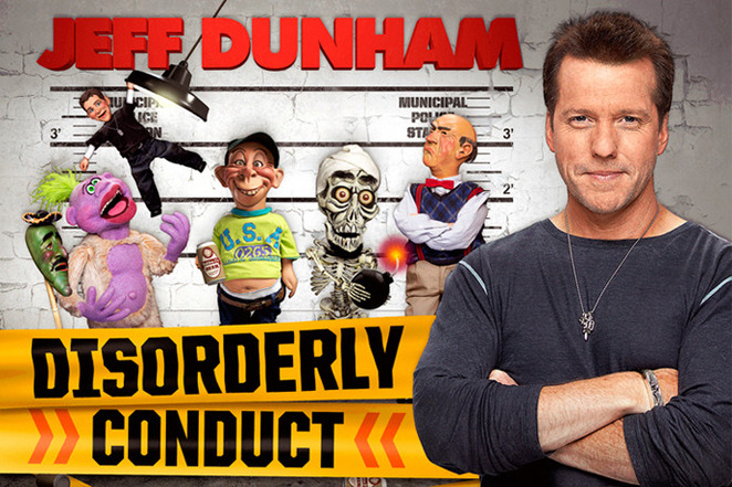 Jeff Dunham - Disorderly Conduct Tour