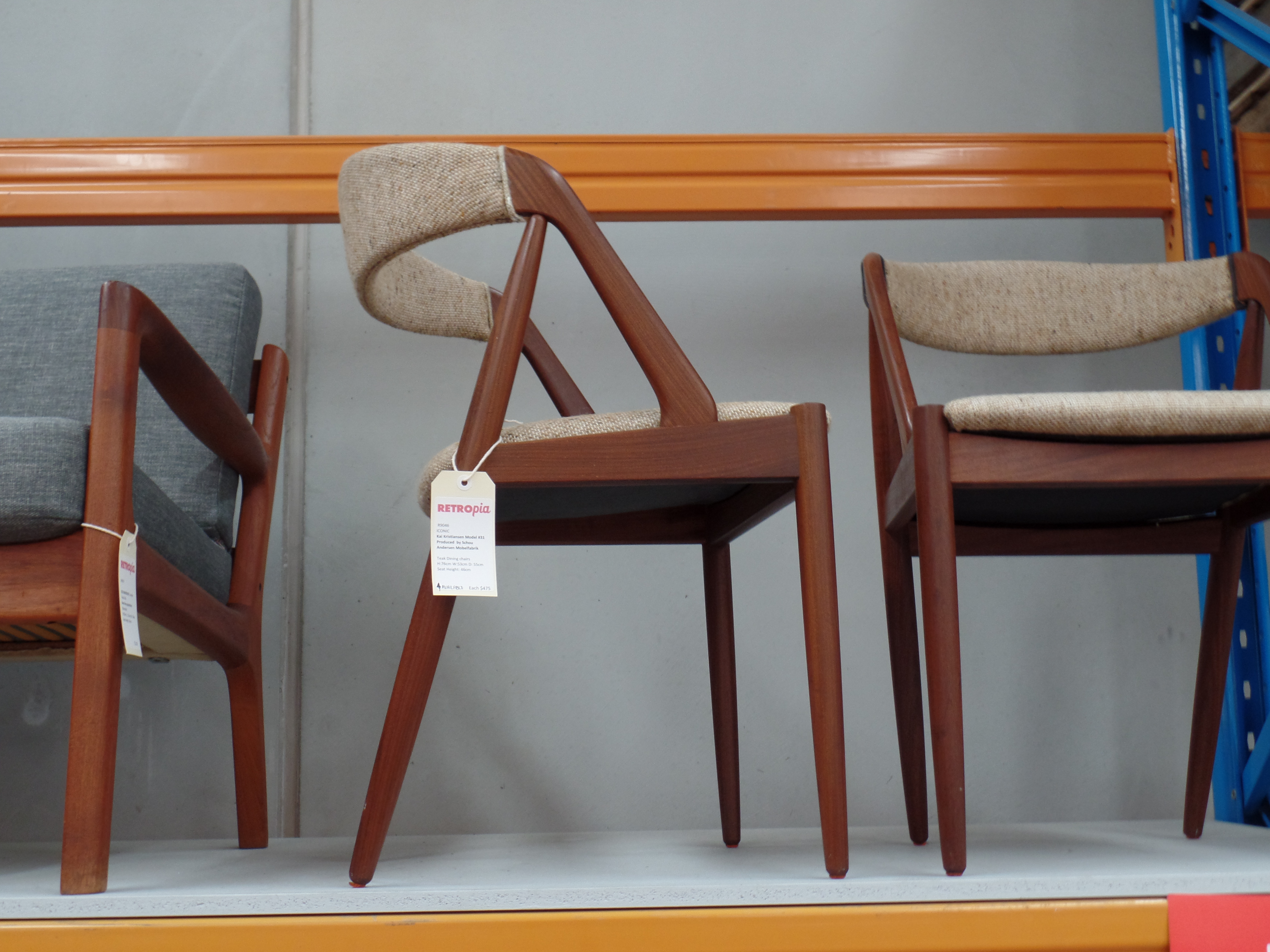 kai kristiansen danish dining chair comfort and style
