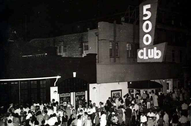 Atlantic City's 500 Club