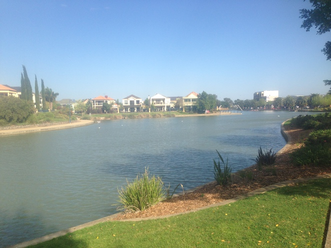 Mawson Lakes Boating Lake