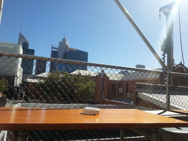 Mechanics, Institute, Perth, small bar, best, 2013, rooftop, northbridge, cultural centre