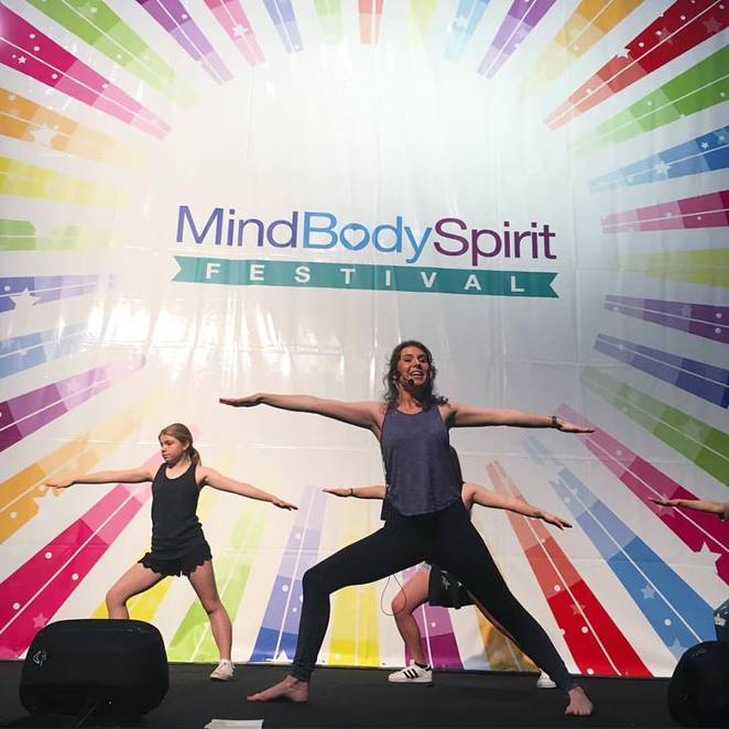 Mind Body Spirit Festival Australia