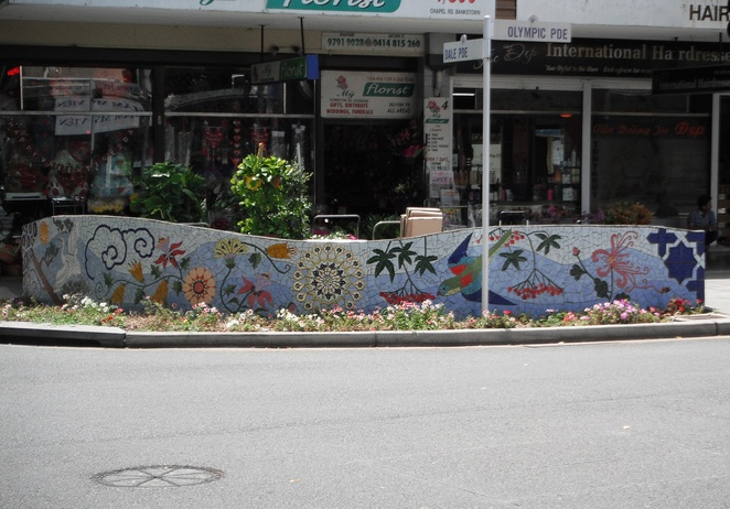 Mosaic art, Bankstown