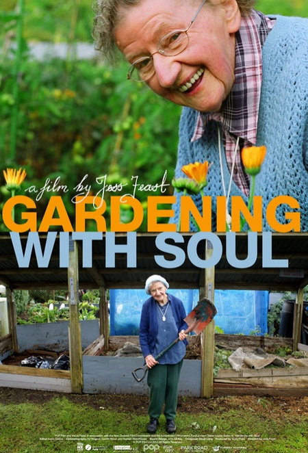 movie, film, gardening with soul, sister loyola, new zealand, cinema, nuns story
