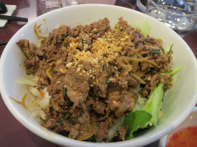 Pho S.A, Stir Fried Beef Vermicelli Noodles, Adelaide