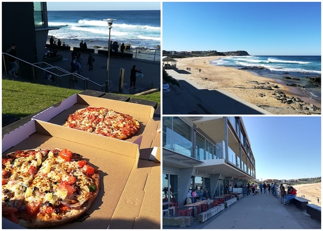 pizza kiosk, merewether surfhouse, cafe, kiosk, beach, views, pizza, best pizza, best cafe, best coffee, newcastle, merewether beach, places to eat, lunch, dinner, cocktails, wedding venues, surfing, NSW,
