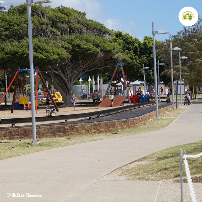 playground, broadwater, parklands