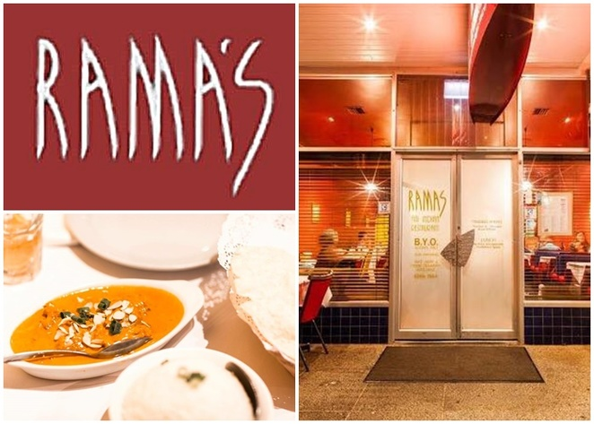 ramas, fijian indian restaurant, pearce shops, ACT, best indian in canberra, restaurants, indian restaurants, dinner,