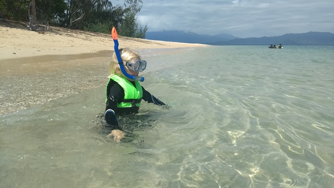 reef snorkelling, Normanby National Park Island, Frankland Island, National Parks in Cairns, Frankland Islands reef and river cruises, things to do near Cairns
