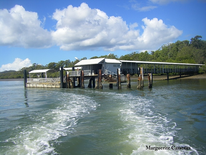 Vehicle Ferry To Russell Island