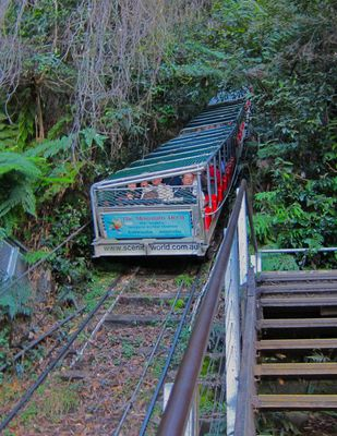 Scenic World, Scenic Railway, Katoomba