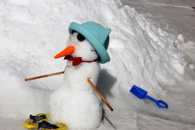 School Holidays, Winter 2014, Snow, Out of the Box, Snow 4 kids, families, children, holidays, snow man